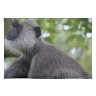 Monkey in Sri Lanka Placemat