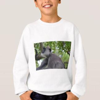 Monkey in Sri Lanka Sweatshirt