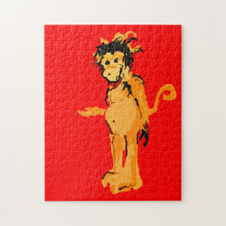 monkey ink puzzle