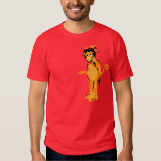 monkey ink tee shirt