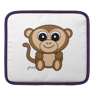 Monkey iPad Sleeves