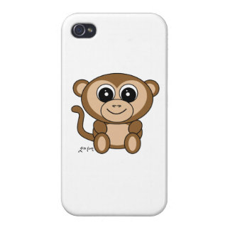Monkey iPhone 4/4S Case