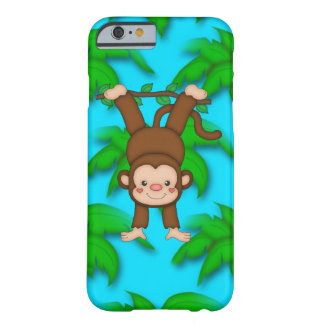 Monkey iPhone 6 barely there case