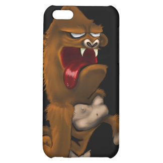 monkey iPhone 5C cover