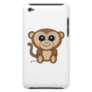 Monkey iPod Touch Case-Mate Case