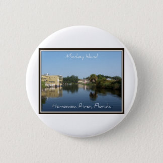 Monkey Island 6 Cm Round Badge