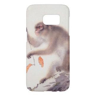 Monkey Japanese Painting Chinese Zodiac Samsung C