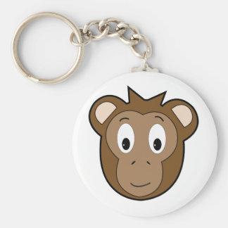 Monkey Key Chain