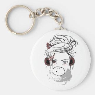 monkey. keychains