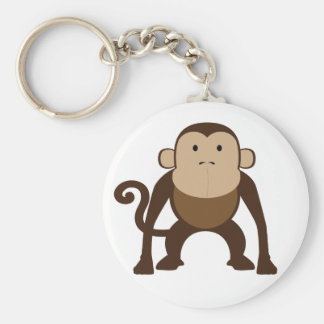 Monkey Key Ring