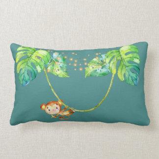 Monkey Kid Lumbar Cushion