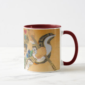 Monkey King Sun Wukong Chinese art mug