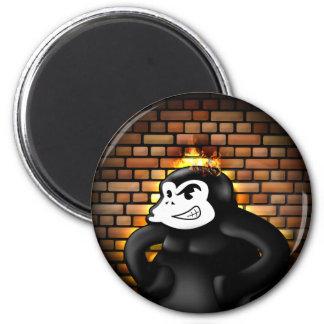 Monkey Labour Magnet C1