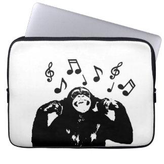 monkey laptop sleeve