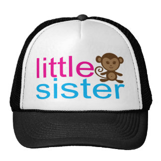Monkey Little Sister Cap