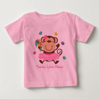 Monkey Little Sister Tshirts