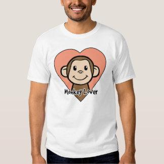 Monkey Lover Tshirt