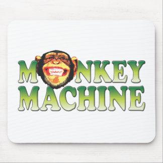 Monkey Machine Mouse Pads
