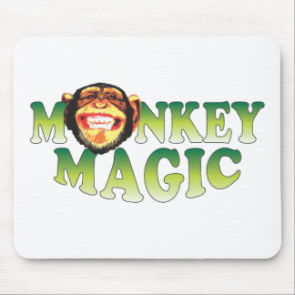 Monkey Magic. Mouse Mat
