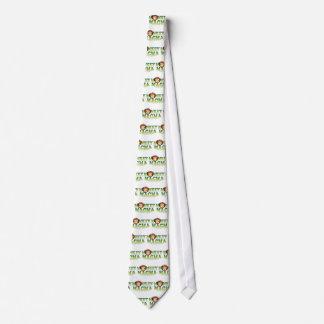 Monkey Magma Tie
