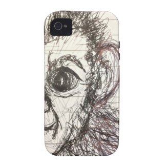 monkey man.jpg Case-Mate iPhone 4 cases