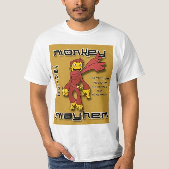 Monkey Mayhem T-Shirt