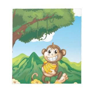 Monkey Memo Pads