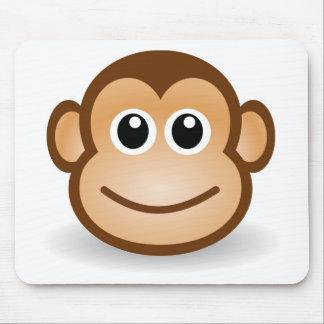 Monkey Mouse Mat
