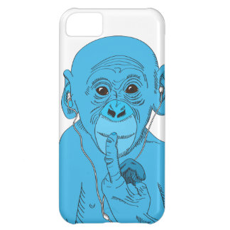 Monkey Music iPhone 5C Covers