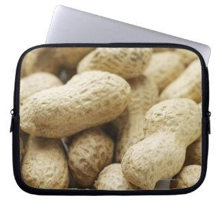 Monkey nuts. laptop sleeve