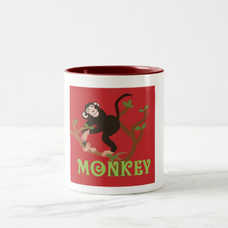Monkey Pic Coffee Mug