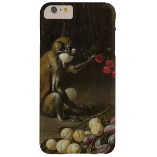 Monkey picking fruit barely there iPhone 6 plus case