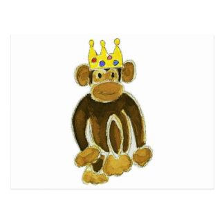 Monkey Prince Postcard