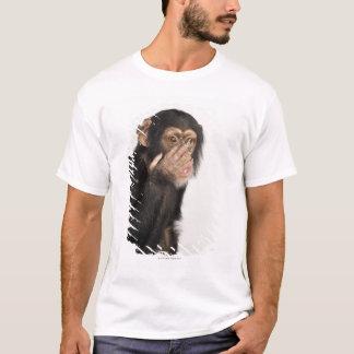 Monkey rubbing its face T-Shirt