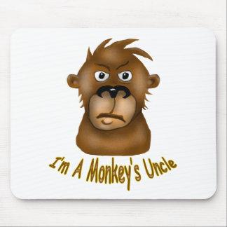 Monkey s Uncle Mousepad