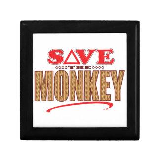 Monkey Save Gift Box