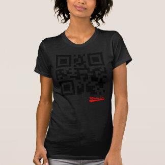 Monkey Secks QR Code Tshirts