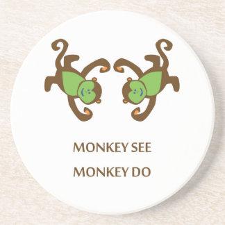 Monkey see Monkey Do Coaster