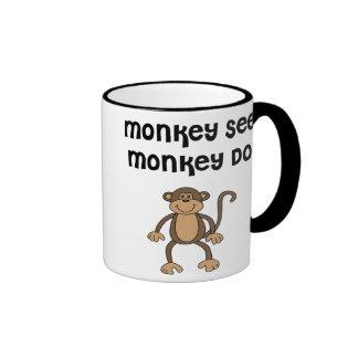 monkey see Mug