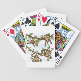 Monkey Shine Card Deck