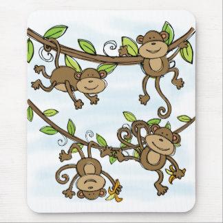 Monkey Shine Mousepads