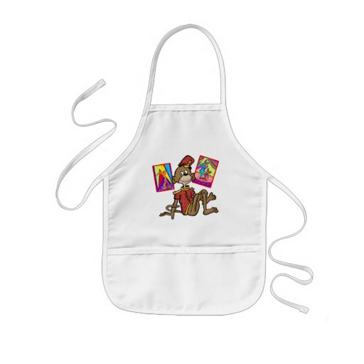 Monkey Shirts and Gifts Aprons