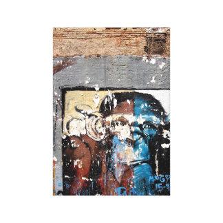 Monkey Single Canvas Print