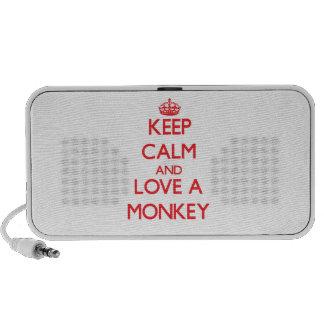 Monkey iPod Speaker