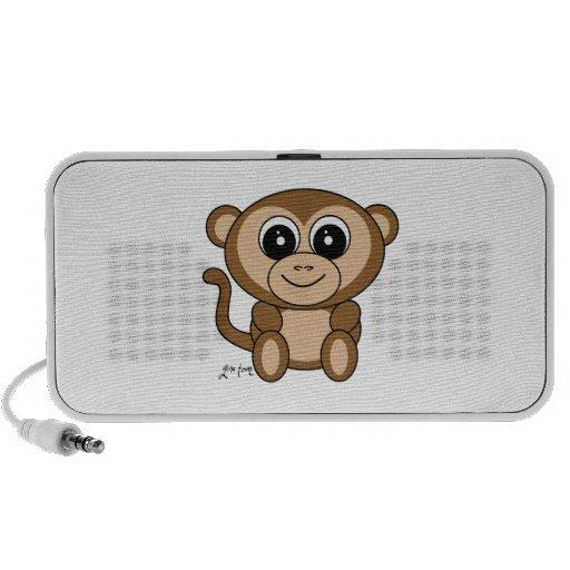 Monkey Portable Speaker