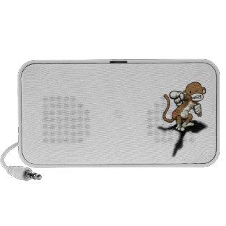 Monkey Mp3 Speakers