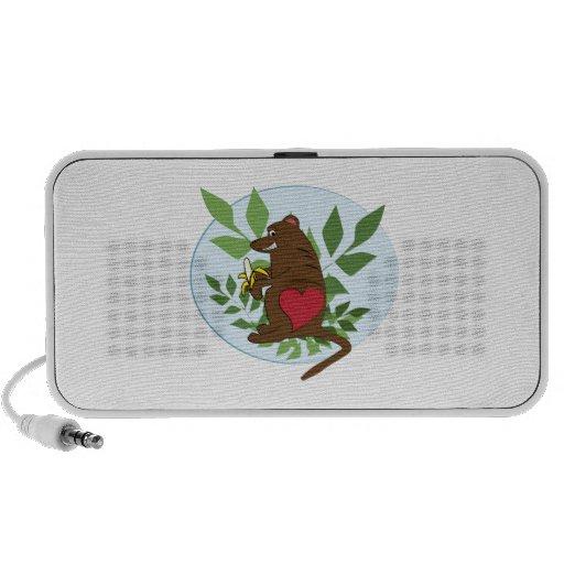 Monkey Travel Speaker
