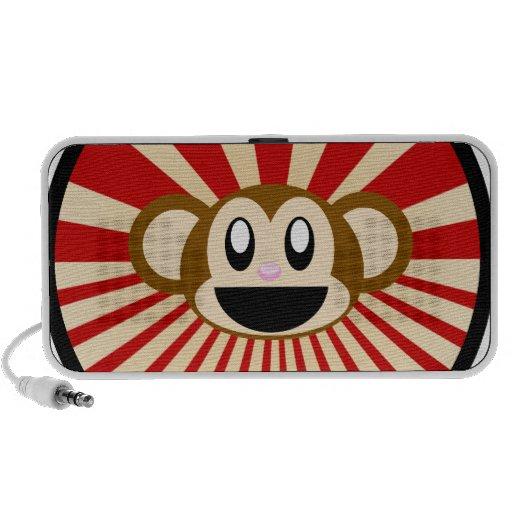 Monkey! Laptop Speaker