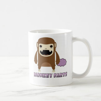 Monkey Stinkers Coffee Mug
