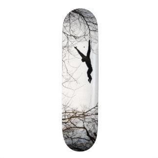 Monkey Swinging 20.6 Cm Skateboard Deck